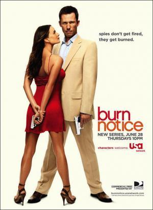 Burn Notice (TV Series) (Serie de TV)