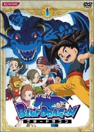 Blue Dragon (TV Series)