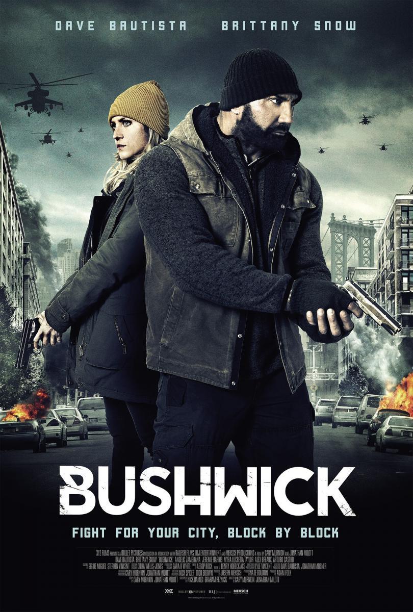 Bushwick (2017) HD Castellano MEGA