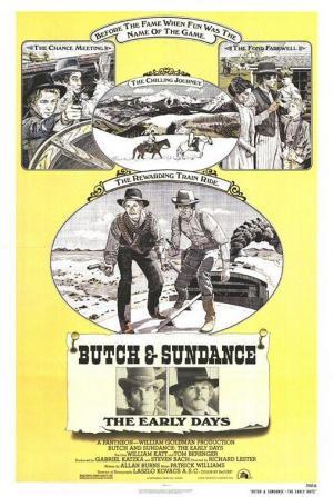 Los primeros golpes de Butch Cassidy y Sundance