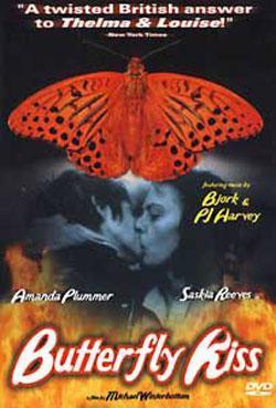 Besos de mariposa