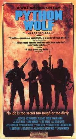 C.A.T. Squad: Python Wolf (TV)