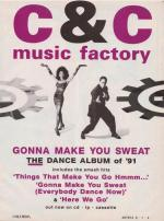 C & C Music: Gonna Make You Sweat (Everybody Dance Now) (Vídeo musical)