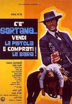 I Am Sartana, Trade Your Guns for a Coffin (Fistful of Lead)