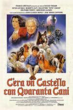 C'era un castello con 40 cani