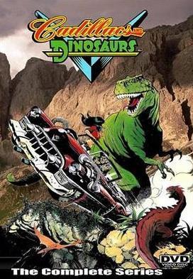 Cádillacs y dinosaurios (Serie de TV)