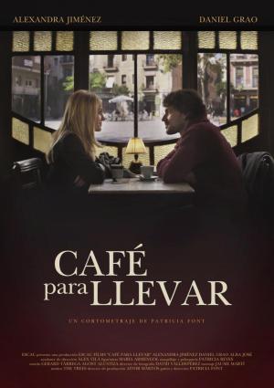 Caf para llevar c 2014 filmaffinity for Cafe para llevar