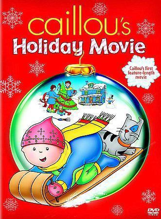 La Navidad de Caillou 2003  FilmAffinity