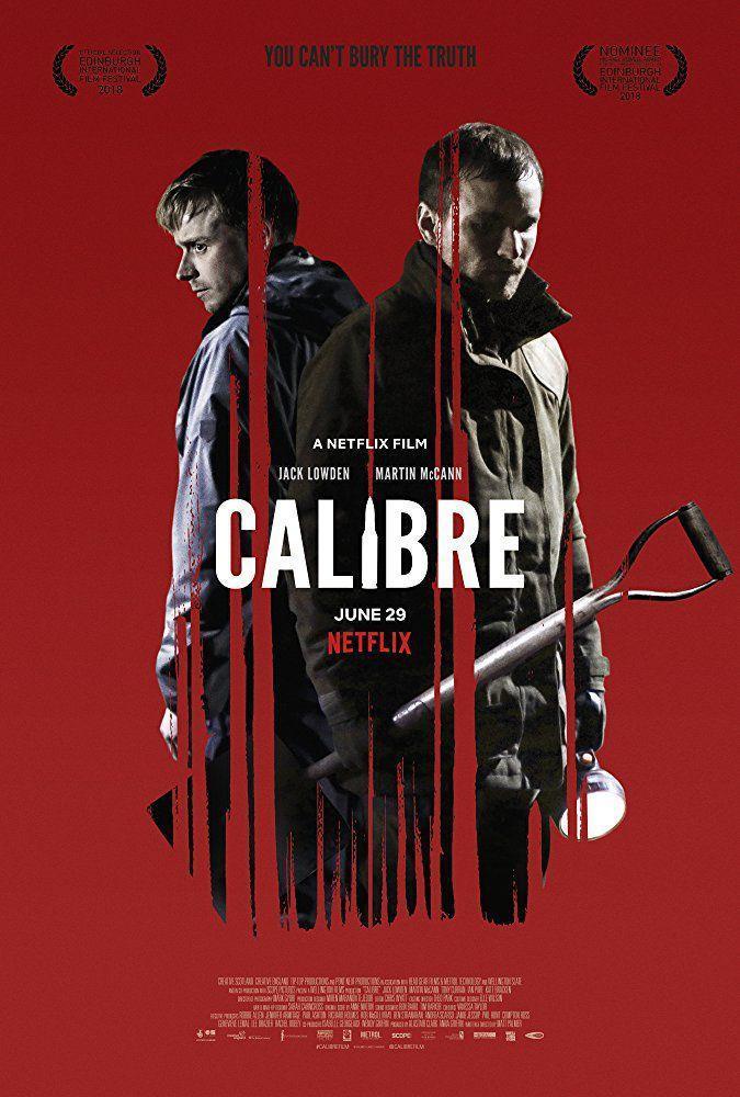 Calibre [2018] [1080p] [Latino-Ingles] [MEGA]