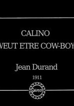 Calino veut être cow-boy (C)