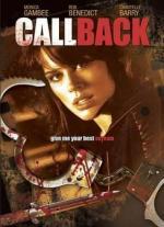Audición (Call Back)