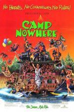 Un campamento en ninguna parte