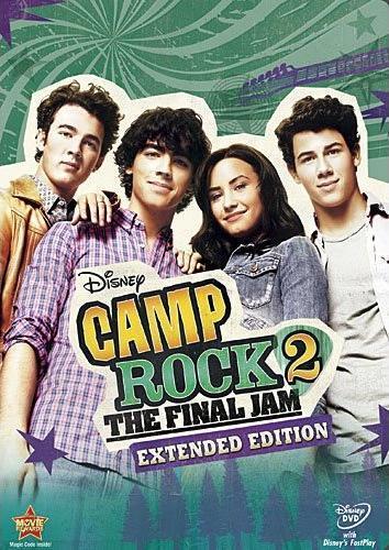 Camp Rock 2: The Final Jam (TV) [2010][Dual Latino][1080p][GD]
