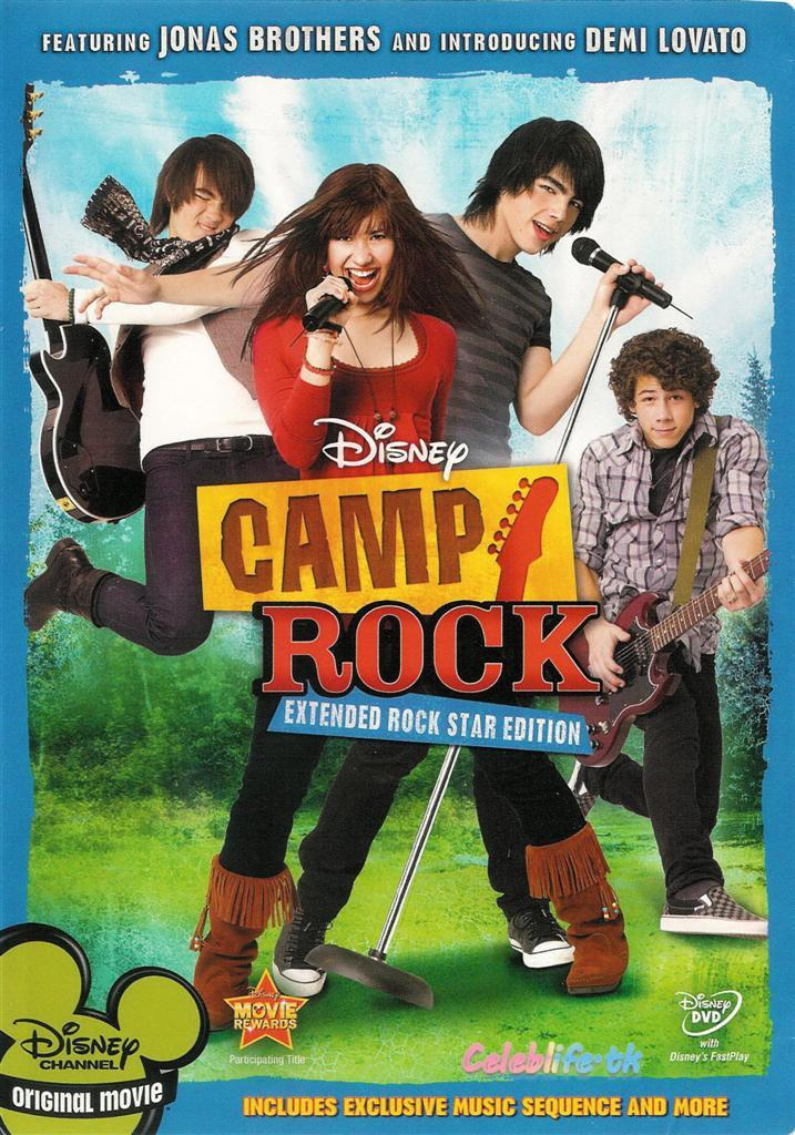 Camp Rock [2008][Dual Latino][1080p][GD]