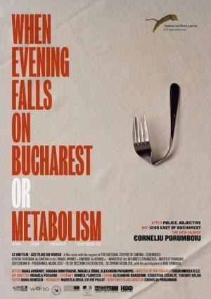 Cuando cae la noche sobre Bucarest o Metabolismo