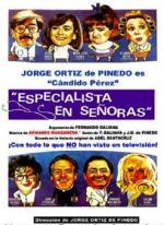 Cándido Pérez, especialista en señoras