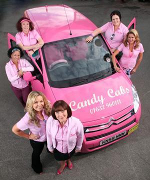 Candy Cabs (Serie de TV)