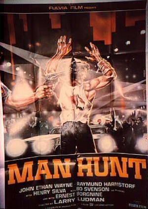 Manhunt. Cacería del hombre