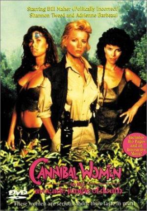 Las mujeres caníbales de la Selva del Aguacate