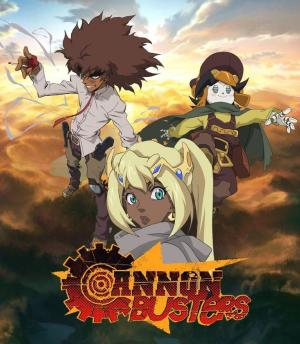 Cannon Busters (TV Series)