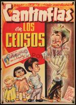 Cantinflas y los censos