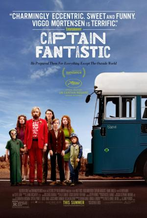Captain Fantastic, Cine y terapia