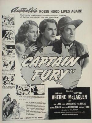 Capitán Furia