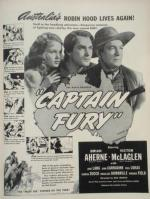 Captain Fury