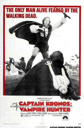 Capitán Kronos, cazador de vampiros
