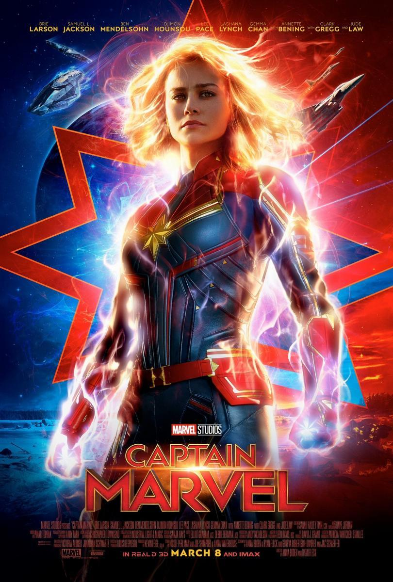 Capitana Marvel (2019) BRRip 1080p Latino – Ingles