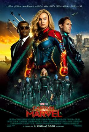 Capitana Marvel (2018) [CAM] [Latino] [1 Link] [MEGA] [GDrive]