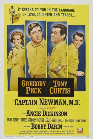 Capitán Newman, Dr. en Medicina