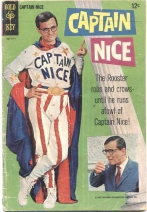Captain Nice (TV Series) (Serie de TV)
