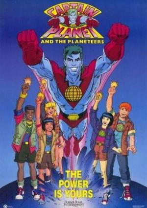 Captain Planet and the Planeteers (TV Series) (Serie de TV)