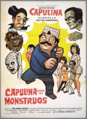 Capulina vs. The Monsters