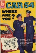 Car 54, Where Are You? (TV Series) (Serie de TV)