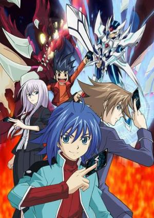 Cardfight!! Vanguard (Serie de TV)