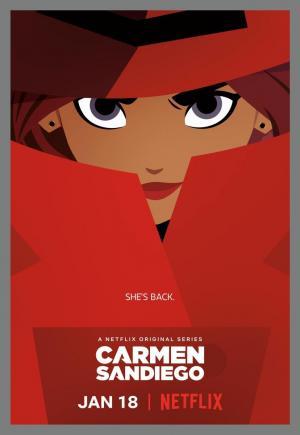 Carmen Sandiego (TV Series)