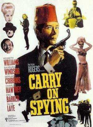 Cuidado con los espías