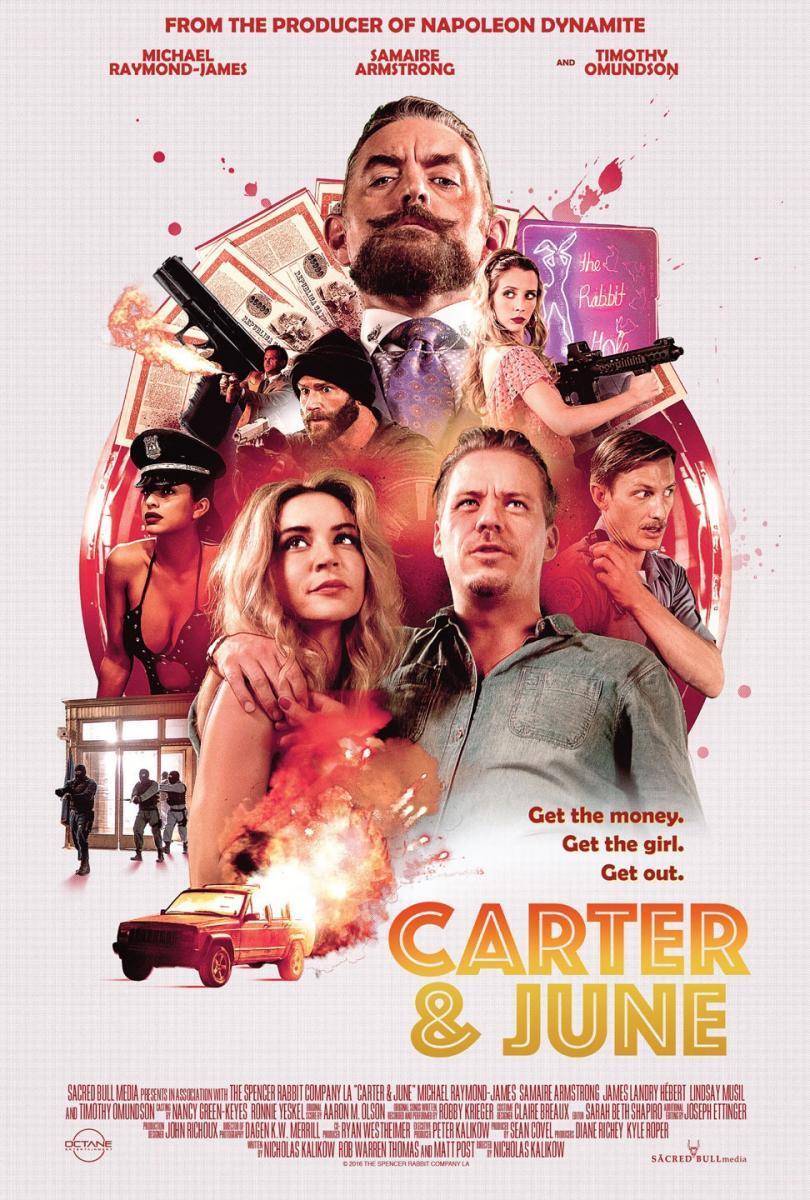 Carter & June [2017][Español Latino][1080p][MEGA y Google Drive]