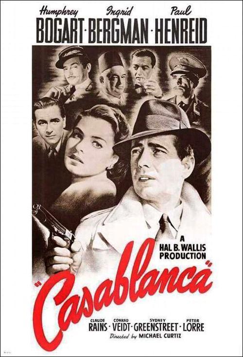 Casablanca (1942) 720p Latino Gratis ()