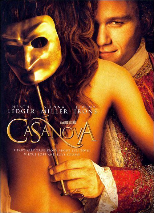 póster de la película Casanova