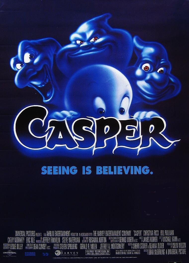 Casper [2009], [1080p] [Dual – Latino] [MEGA]