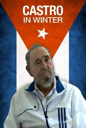 Fidel Castro en invierno