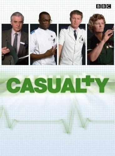 Casualty Tv Sarja