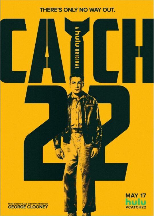 Series series series  (Las votaciones de la liga en el primer post) - Página 10 Catch_22-650359187-large