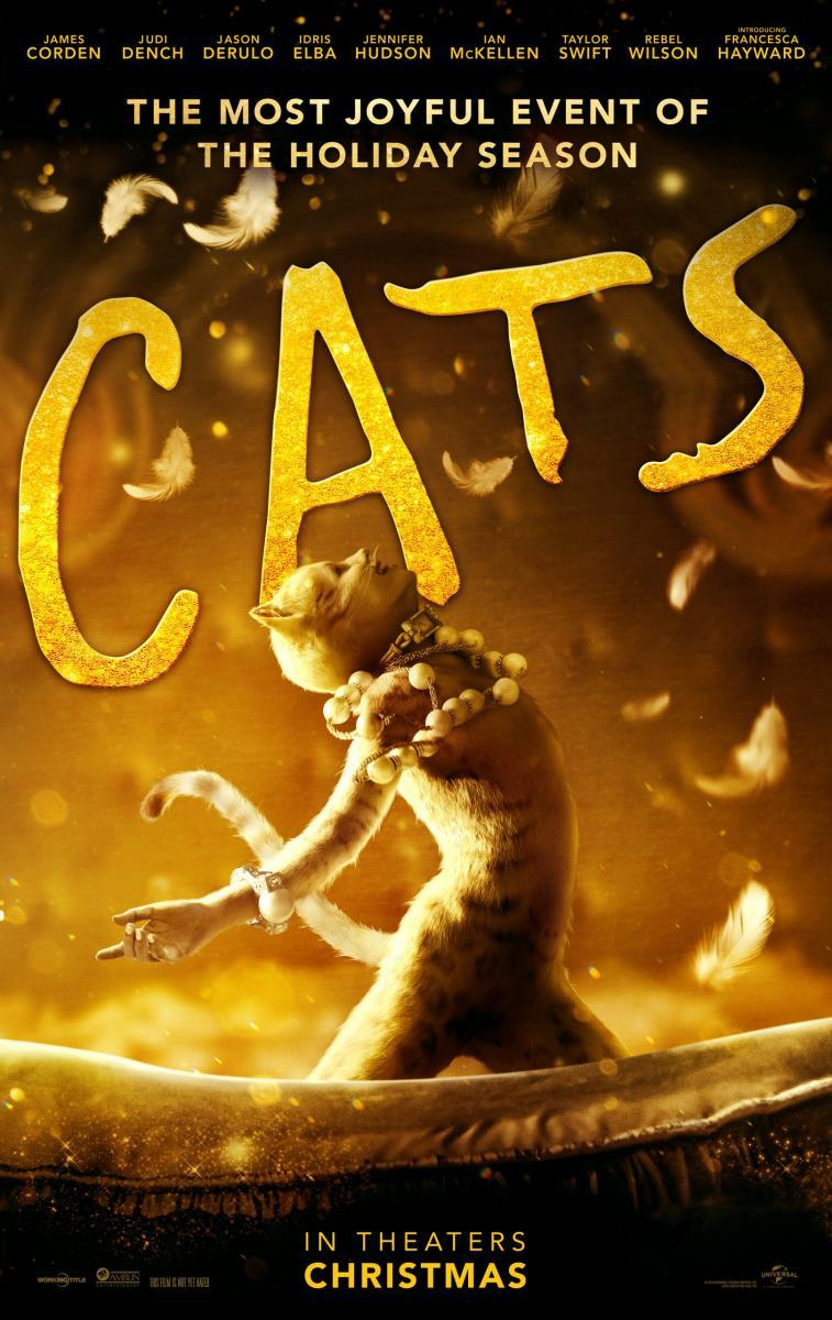 Últimas películas que has visto (las votaciones de la liga en el primer post) - Página 13 Cats-763307770-large