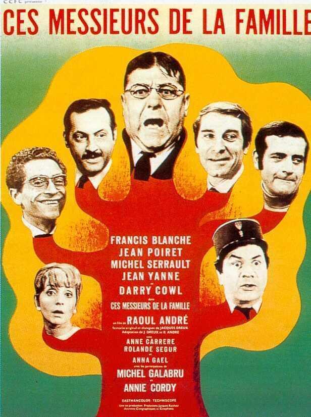 Ces Messieurs De La Famille  1968