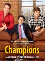 Champions (Serie de TV)