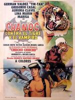 Chanoc contra el tigre y el vampiro